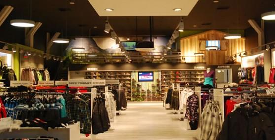 Klimatisierung im Einzelhandel
